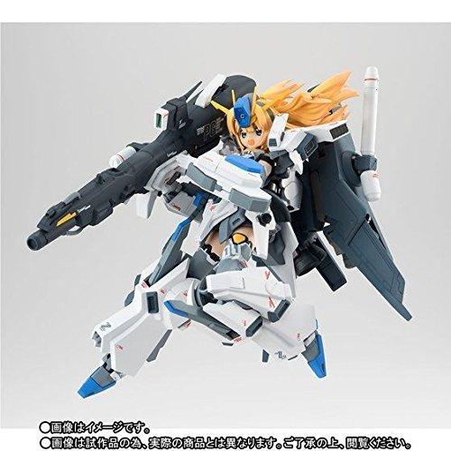 Bandai Hobby Armor Girls Project MS Girls FA-010A FAZZ Gundam Sentinel ()