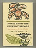 Notes from the Century Before, Edward Coolbaugh Hoagland, 0394438744