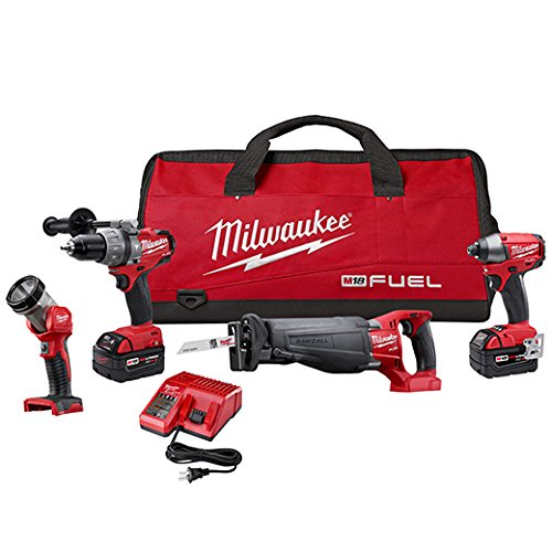 Milwaukee Electric Tool 2796-24 M18 Lithium Comb Kit
