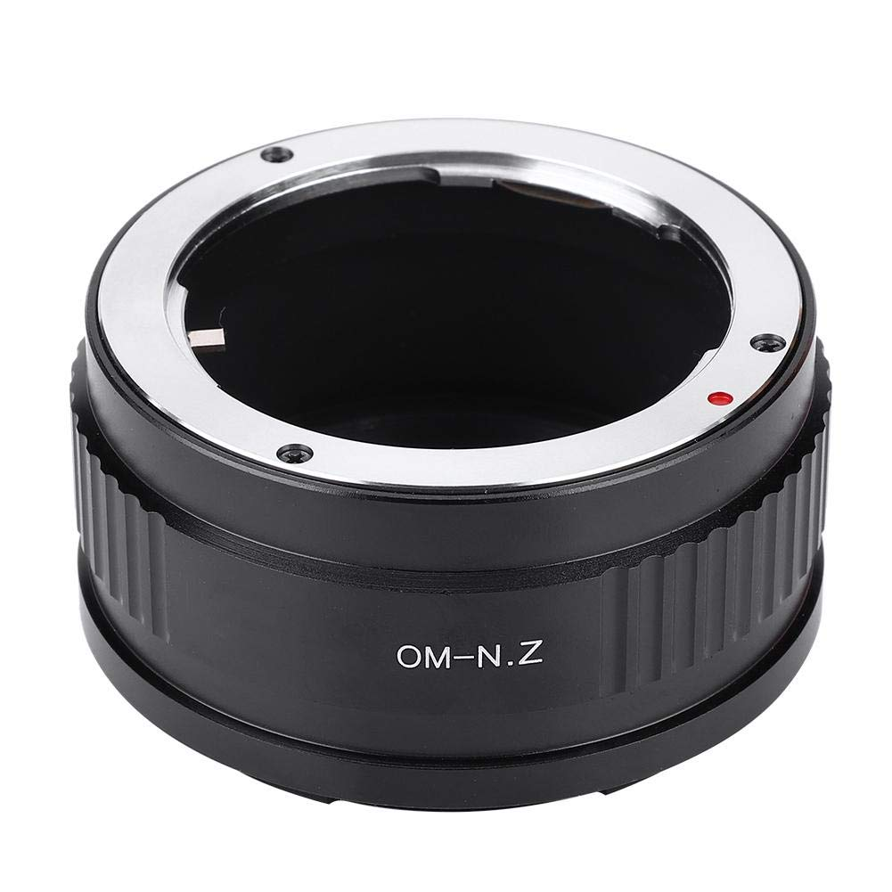 Serounder レンズアダプターリング オリンパス OMレンズからニコン Zマウントカメラ用 フルフレーム ミラーレス Z6 Z7   B07Q2PZZW4