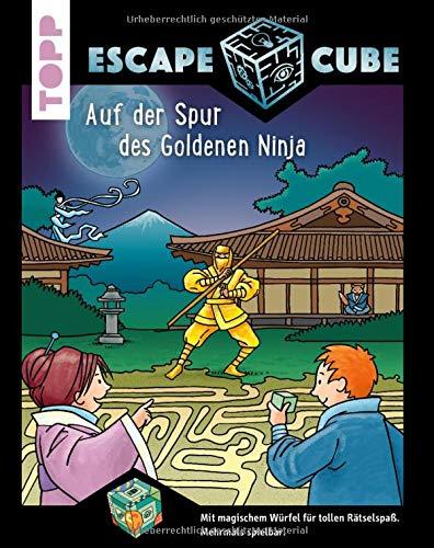 Escape Cube Kids Auf der Spur des Goldenen Ninja: Das Escape ...