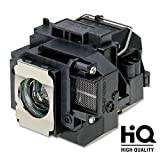 Rembam ELP-LP54/V13H010L54 Premium Quality Replacement Projector Lamp With Housing For Epson Projectors