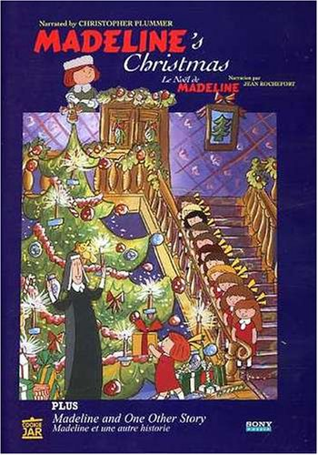 Madeline Madelines Christmas: Amazon.ca: DVD