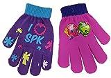 Shopkins Girls 2 Pair I Love SPK Glove Set - Size 4-14 [4013]