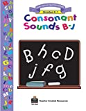 Consonant Sounds B-J, Dona Herweck Rice, 1576902404
