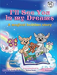 I'll see you in my Dreams... COLORING BOOK