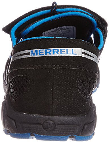 Merrell Heren Mix Meester Doolhof Sport Zwart