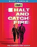 Halt and Catch Fire: Season 1 [Blu-ray] [Import]