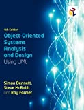img - for Object-Oriented Systems Analysis and Design Using UML by Simon Bennett (2010-04-01) book / textbook / text book