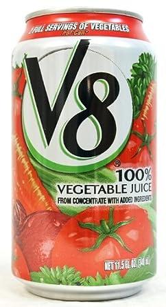 amazon campbell キャンベル v8 野菜ジュース 340ml 24本セット