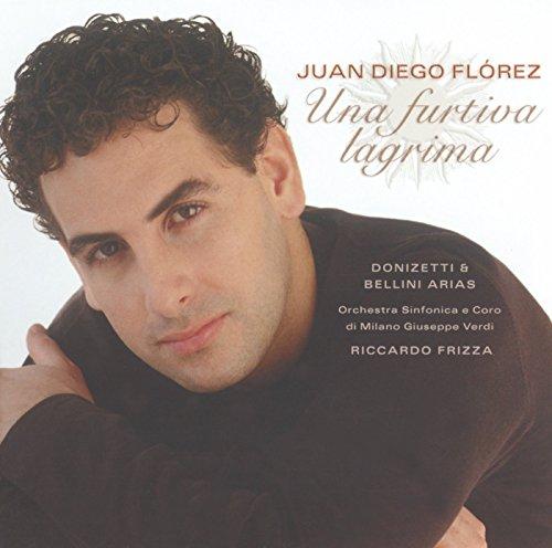 Una furtiva lagrima: Donizetti and Bellini Arias (Lagrima Opera Una Furtiva)