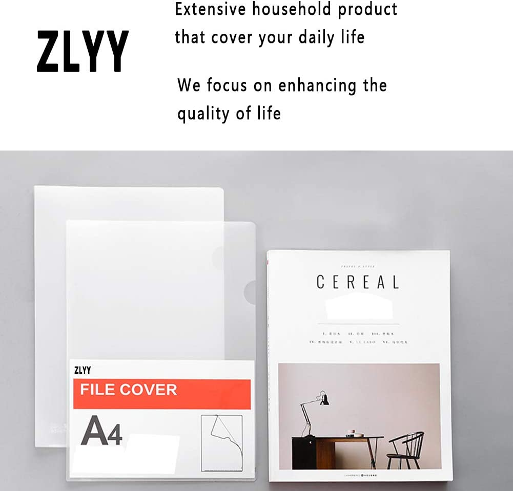 theenvirotimes.com Folders Filing Products ZLYY 30 Pack L-Type ...