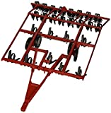 Ertl Collectibles 1:16 Red Chisel Plow by Ertl Collectibles