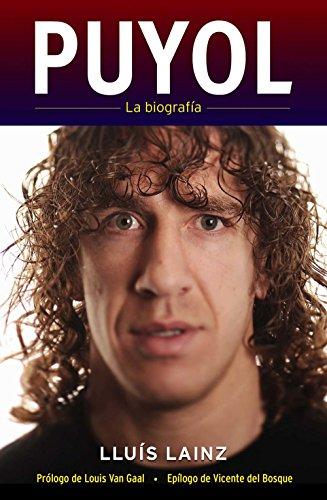 Puyol. La biografía de Lluís Lainz