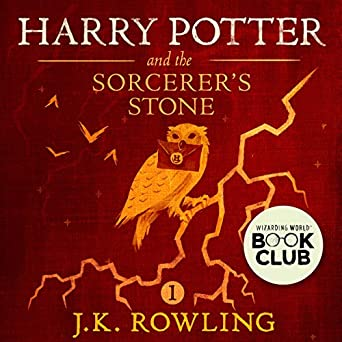 Amazoncom Harry Potter And The Sorcerers Stone Book 1 Audible