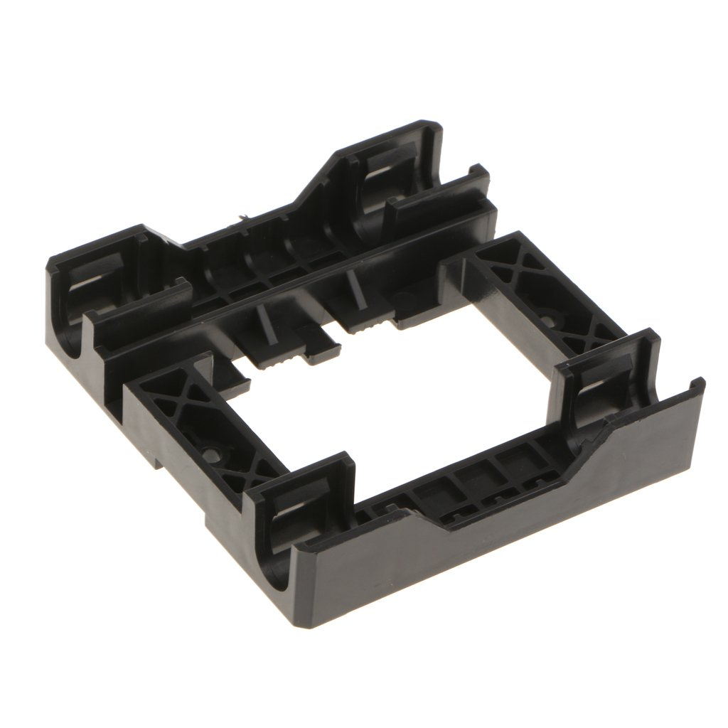 Dolity 3D Printer Part Accessory Extruder X-axis Plastic Part for Makerbot