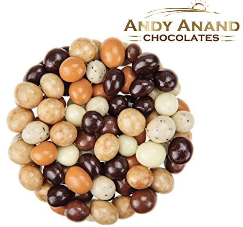 Andy Anand Belgian Chocolate coated Espresso Coffee
