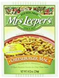 Mrs. Leeper's Cheeseburger Mac,  8.32-Ounce Boxes (Pack of 12)