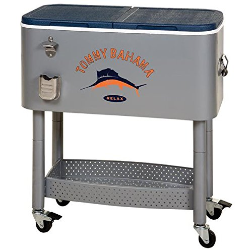 Tommy Bahama - 100 Qt Stainless Steel