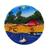 Indian Goa Beach Fridge Magnet Refrigerator Collectibles Souvenir Home Decor