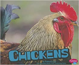 Book Chickens (Farm Animals)