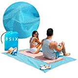 Best Beach Blanket Sand Frees - 8SIX Sand Free Beach Blanket + 4 premium Review
