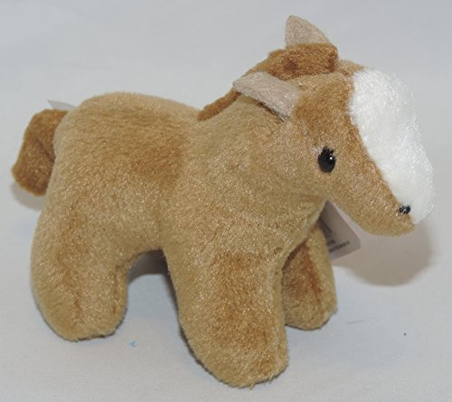 Gund Plush E-I-E-I-O Horse Stuffed Animal with (Eieio Plush)
