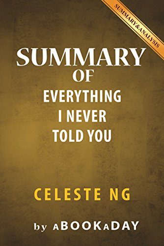 Summary Everything Never Told You ebook product image