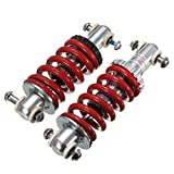 Kenthia 650/750LBS/IN Mountain Bike Bicycle Rear Suspension Bumper Spring for Shock Absorber