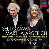 #3: Beethoven: Symphony No.1; Piano Concerto No. 1