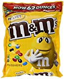 #5: M&M Peanut Candy, 62 Ounce