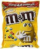 M&M Peanut Candy, 62 Ounce