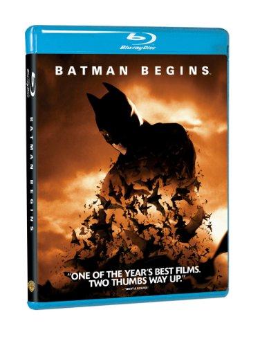 Batman Begins [Blu-ray] (Game Of War Best Monster Gear)