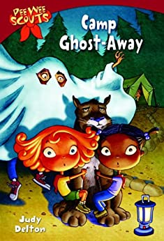 Pee Wee Scouts: Camp Ghost-Away (A Stepping Stone Book(TM)) by [Delton, Judy]