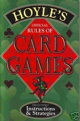 Hoyle Poker Rules - Hoyle's Official Rules of Card Games: Including Instructions & Strategies