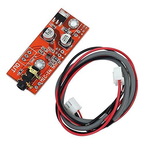 Amplifier Input Modules - 8