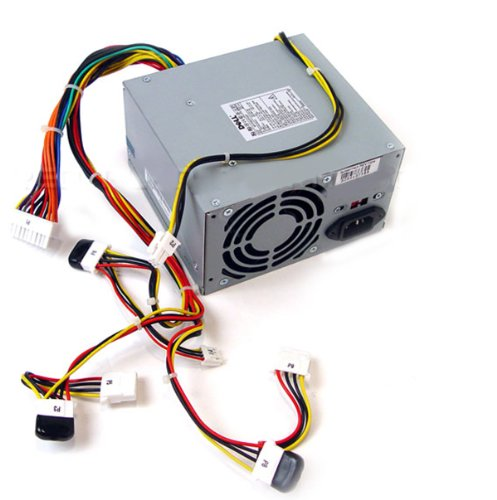 Genuine Dell K2946 2N333 250W Power Supply PSU For Dimension 2200, 2300, 2350, 2400, 2450, 3000, 4100, 4300, 4400, 4500, 4550, 4600, 8200, 8250, 8300, OptiPlex GX60, GX150, GX240, GX260, GX270, Fits Precision WorkStation 210, 220, 340, 350, 400, PowerEdge 400SC, 600SC Systems, Compatible Part Numbers: 2N333, 4R656, 4G456, 0N380, K2946, 2Y054 Compatible Model Numbers: HP-P2507F3CP, HP-P1457F3, NPS-250KB, NPS-250KBB, DLP2507FW, HP-P2507F3C, DLP2507F3B, HP-P2507F3B, NPS-250KBA, HP-P2507FW, NPS-250GB B, NPW-250GB, DLP2507FW2, DLP2507F3CP (Optiplex Gx270 Dell Series)