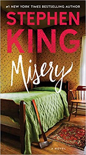 Image result for misery book cover