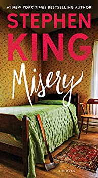 Misery by Stephen King science fiction and fantasy book and audiobook reviews