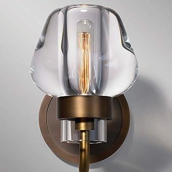 Linterna de Pared Lámpara de Jardín Lámpara de Pared Lámpara de Pared Lámparas de Pared Marrón Nórdico Posmoderno Retro Lámparas de Viento Industriales Lámparas de Sala de Estar de Hotel Lámparas de: