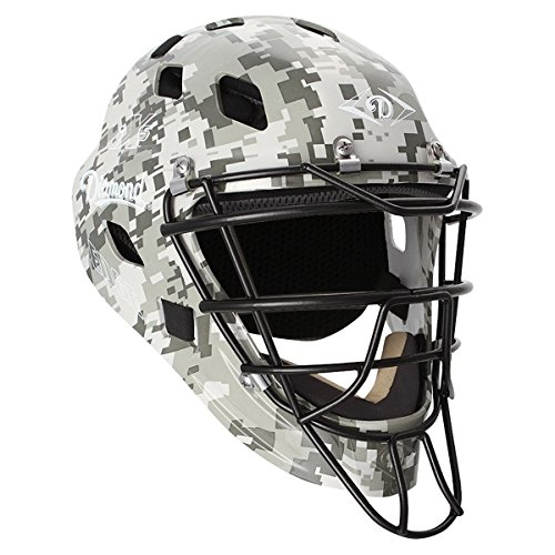 Diamond Edge Camo Catcher's Helmet DCH-EDGE iX5 LG by Diamond