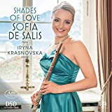 Sofia de Salis: Shades of Love - Works for Flute & Piano