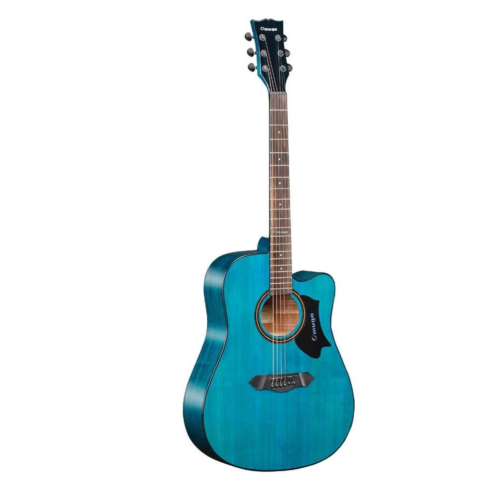 Boll-ATur Guitarra acústica de 41 pulgadas Almohada de tipo C ...