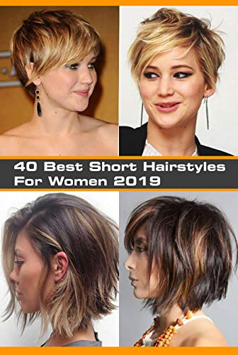 40 Best Short Hairstyles for Women 2019: Trendy Short Haircuts for Women