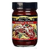 Walden Farms Garlic & Herb Pasta Sauce / Pasta Sauce Alfredo / Pasta Sauce Tomato and Basil 12 fl oz (Tomato and Basil)