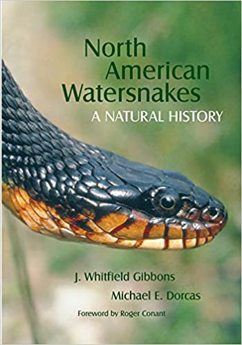 North American Watersnakes: A Natural History (Animal Natural History Series)