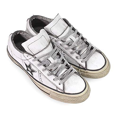 Zapatilla De Zapatos Star All Blanco Hombre One 2019 Invierno Cuero Converse Otoño ExdpAdr