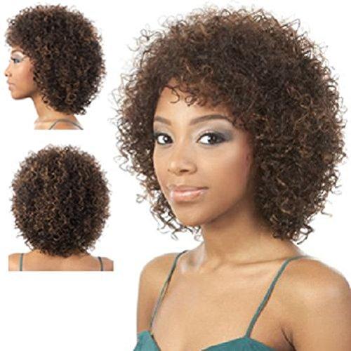 Motown Tress - SK-REVO - Synthetic Full Wig in 1