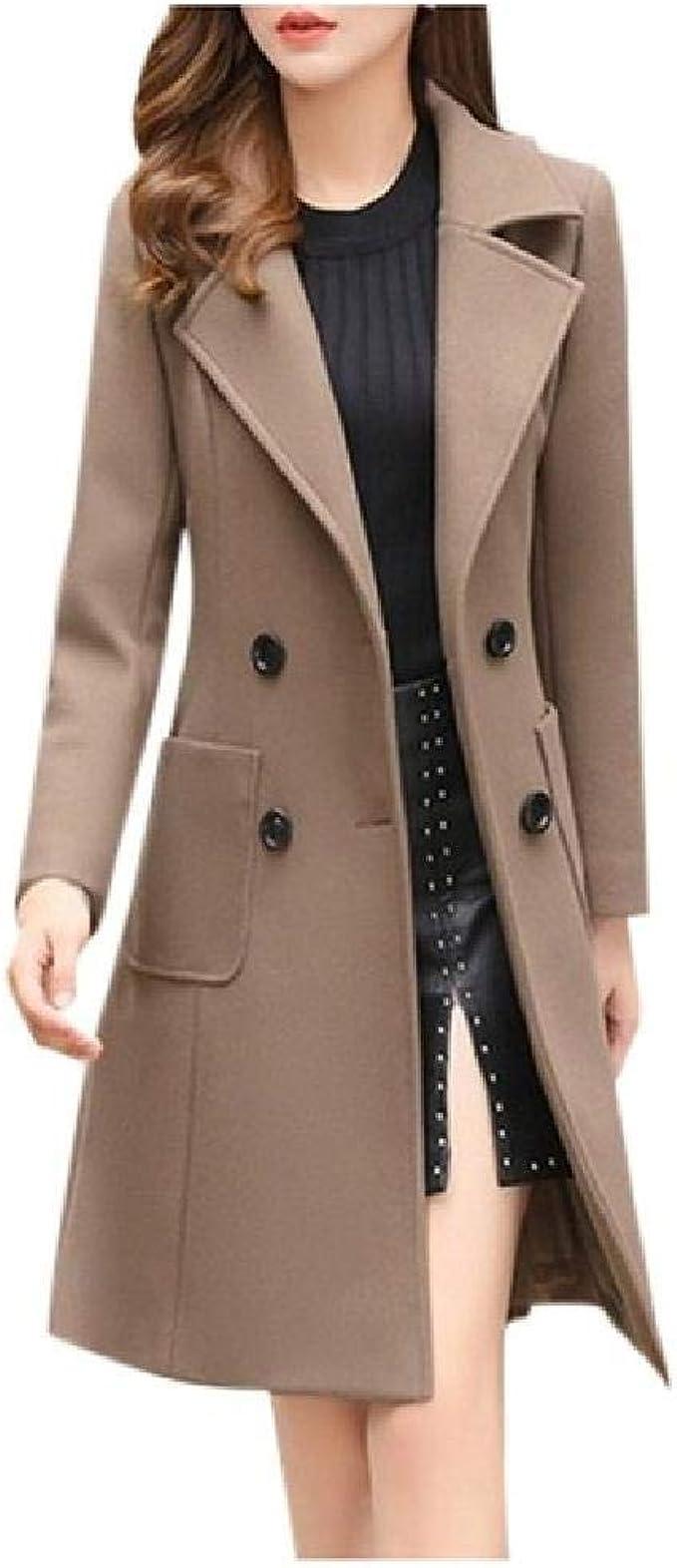 Coat Women Wool