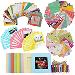 You deserve it. This bundles set includes some of the essential accessories you need Save when you buy this bundles set. Fashion,cute and useful -great as a his and her gift.  Package includes: 60 assorted colorful pattern stickers The sticke...